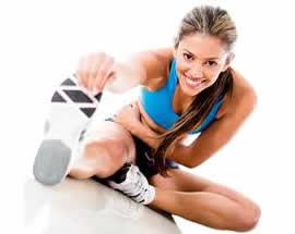 Atividade física faz bem para o corpo e para a pele