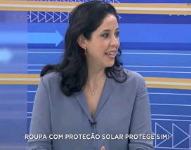 Entrevista RICTV: roupas com proteção solar funcionam?