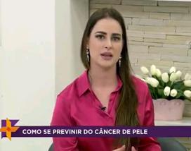 Entrevista RICTV: dicas para se prevenir do câncer de pele
