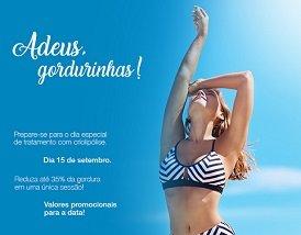 Adeus, gordurinhas: dia especial de criolipólise na Neoderme
