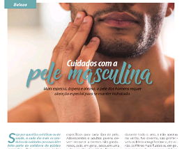 Entrevista Lopes & Você: cuidados com a pele masculina
